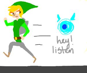 Skinny Link runs from Navi