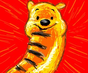 Opinion Winnie the poo dildo with