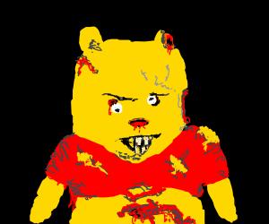 Winnie the poo dildo