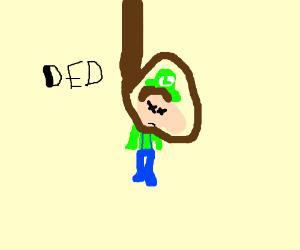 luigi commit suicide