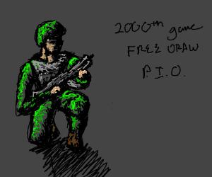 My 2000th game! // Free Draw P.I.O.