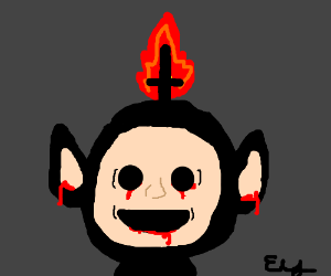 Teletubbies become evil