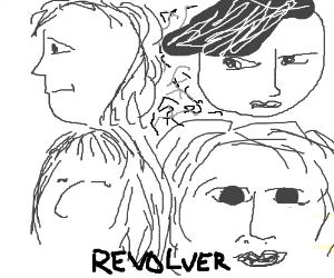 The Beatles Revolver Album