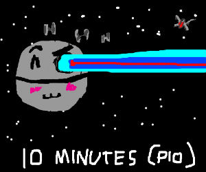 Use all 10 minutes PIO