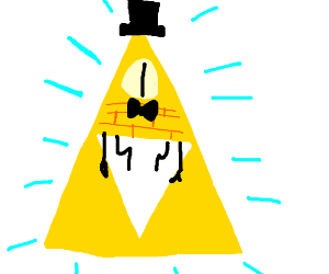 Bill Cipher & Triforce Fusion