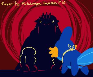 Favorite Pokémon Game PIO (Pass it On)