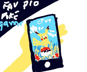 Favorite Pokémon Game PIO