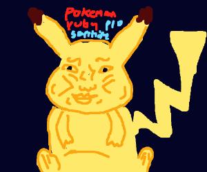 Pokemon Ruby and Sapphire (PIO)