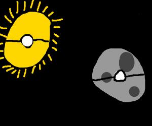 PKMN Sun and Moon