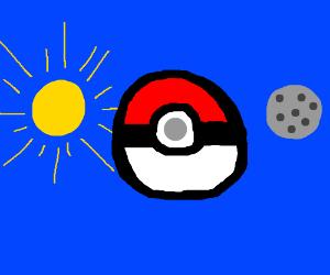 pokemon sun and moooon