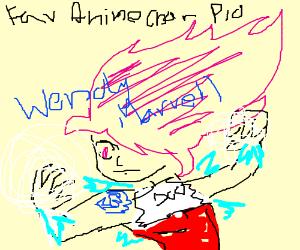 Fav Anime Char PIO (Aizen from Bleach)