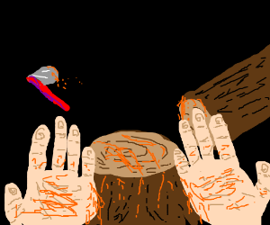 Tree murderer