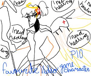 Fav. Game Character PIO (Princess Lolly)