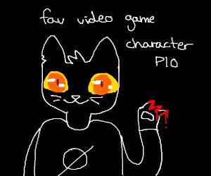 Fav video game char PIO