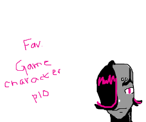 fav game character (pio)