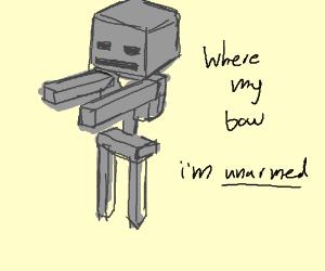 Unarmed Skeleton