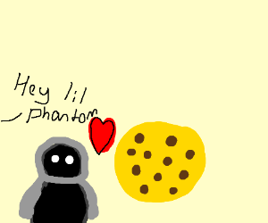 lil phantoms cookie