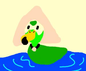 Peridot The Duck...