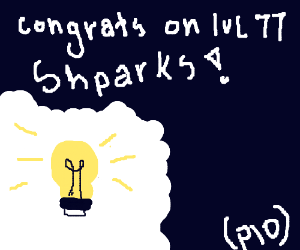 Congrats on level 77 Shparks PIO