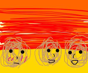 Tumbleweed emote