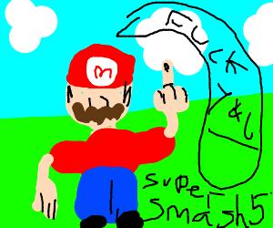 super smash bros 5 drawception