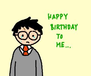 Happy Birthday to Me! ....jk