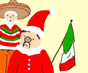 Chistmas in Mexico