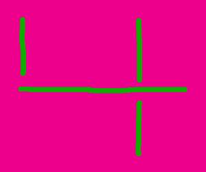 4 lines