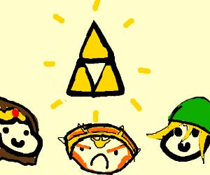 Shining Triforce