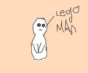 Autistic Lego Man