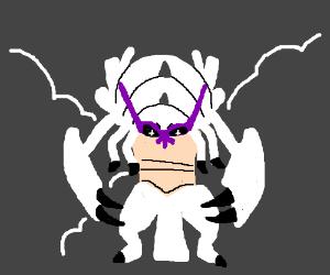 Abomasnow is Donatello (TMNT)