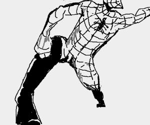 Spider-Man!