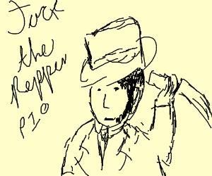 Jack The Ripper PIO