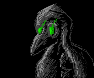 Plague Doctor (look up if needed)