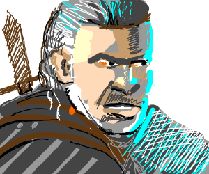 Master Shepard the Witcher