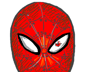 Robotic Spiderman