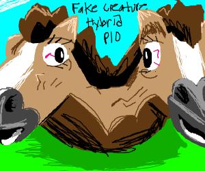 Fake Creature Hybrid PIO