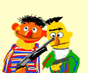 Sesame Street Gang Wars