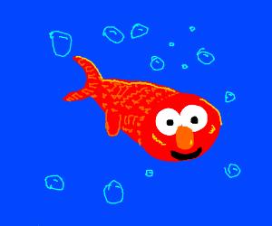 Elmo fish