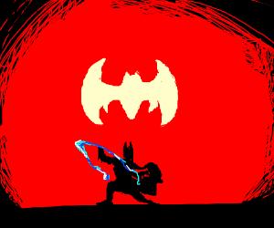 batman the waterbender
