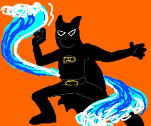 Batman the water bender