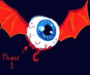 Eyeball Monster Phase 1