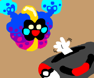 """Meanwhile in Russia: """"Nebby Bags you!"""""""