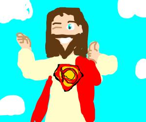 SuperJesus!
