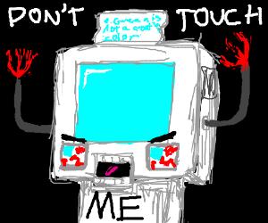 DONT TOUCH ME (dhmis