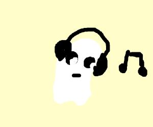 Depressed Suicidal Ghost