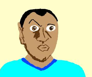 "Dwayne ""The Spock"" Johnson"