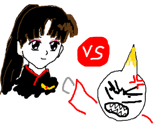Sango (InuYasha) vs Edward Elric (FMA)