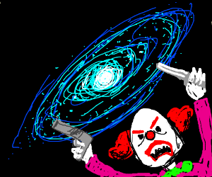 Galactic Killer Clown