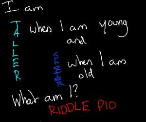 Riddle PIO